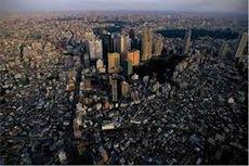 東京の転職モデル